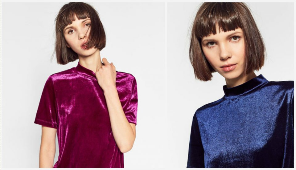 Collage t-shirt Zara